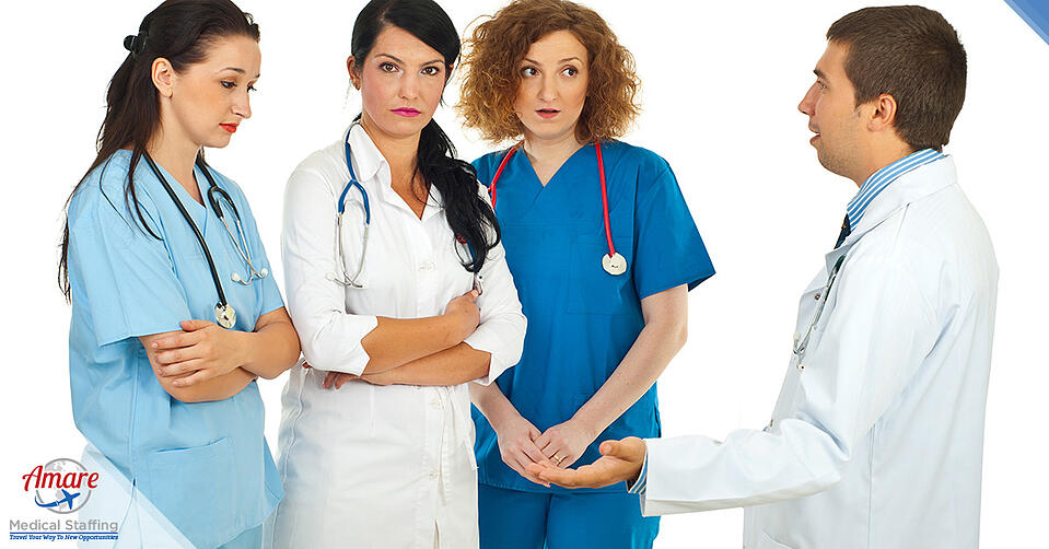 Best Ways to Deal with Difficult Doctors as a Travel Nurse